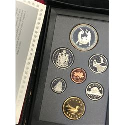 1988 CANADA PROOF SET!