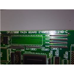 OKUMA E4809-045-148-C MAIN BOARD