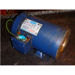 LEESON ELECTRIC C143T17FZ1B 3HP ELETRIC MOTOR
