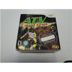Wii ATV quad kings