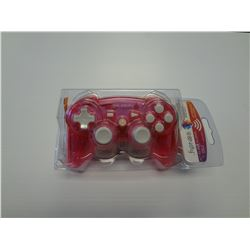 Rock Candy Pink PS3 wireless controller