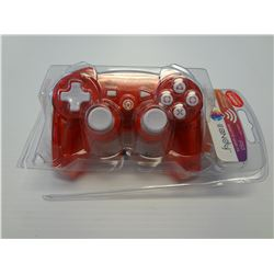 Rock Candy Red PS3 wireless controller