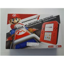 Nintendo 2DS mario kart 7 pre-installed