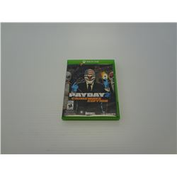 Xbox One Payday 2 Crime wave edition