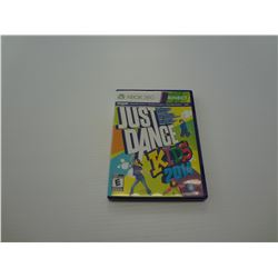 Xbox 360 Kinect Just Dance Kids 2014