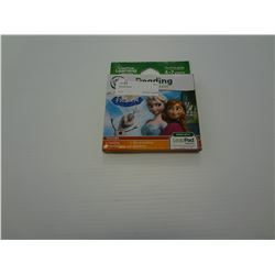 Leap Frog Frozen game