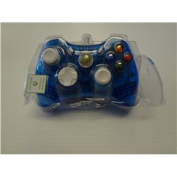 Xbox 360 Rock Candy Wired Controller Blue