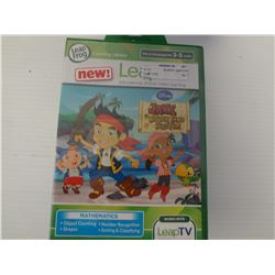 Leap Tv Jake and the Neverland Pirates