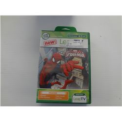Leap Tv Ultimate Spiderman