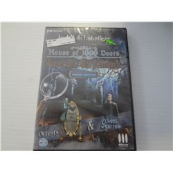 PC Game House of 1000 doors
