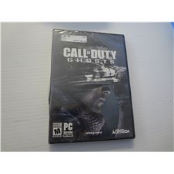 PC Game Call of duty ghosts