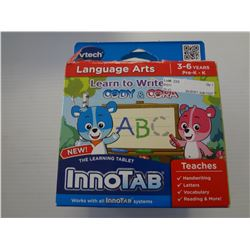 Innotab Learn to Write