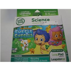 Leap Frog Bubble Guppies