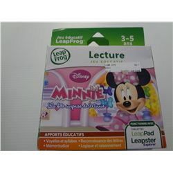 Leap Frog Minnie Mouse