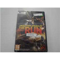 PC Game Need for speed the run