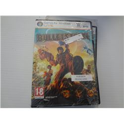 PC Game Bullet Storm