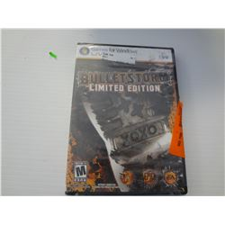 PC Game Bullet Storm Limited Edition
