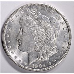 1904 MORGAN DOLLAR CHOICE BU
