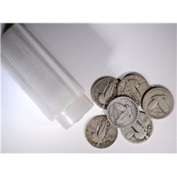 40 - STANDING LIBERTY QUARTERS W/DATES