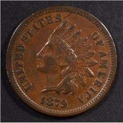 1879 INDIAN CENT CH AU