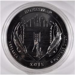 2015 5 oz SILVER AMERICA THE BEAUTIFUL