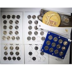LOT: MOHAWK IRONWORKS COIN & CURRENCY SET;
