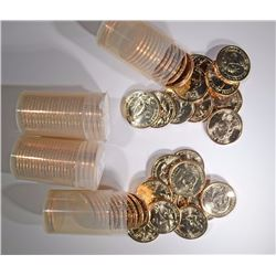 BU PRES DOLLAR ROLLS: SEE DESCRIPTION: