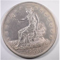 1873 TRADE DOLLAR CH. PROOF  RARE!