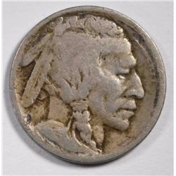 1913-S T-2 BUFFALO NICKEL VG