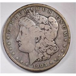 1903-O MORGAN DOLLAR VG+