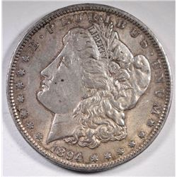 1894-O MORGAN DOLLAR ORIGINAL AU