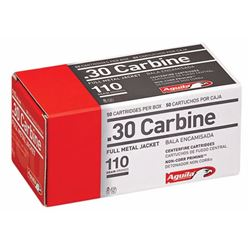Aguila 30 Carbine 110GR - 500 Rounds
