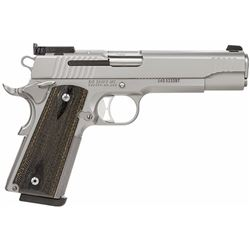 "Sig 1911T9SME 1911 Traditional Match Elite 9mm 5"" 10+1 AS Blackwood Grip SS"