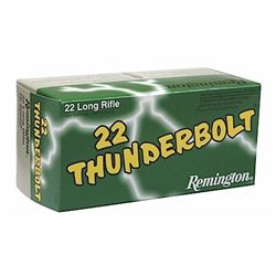Remington Thunderbolt 22LR 40GR - 2500 Rounds