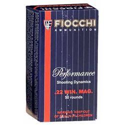 Fiocchi 22WinMag 40GR - 500 Rounds