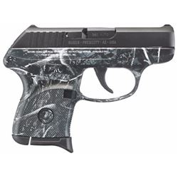 "Ruger 3763 LCP Standard Double 380 Automatic Colt Pistol (ACP) 2.75"" 6+1 Moon Shine Harvest Camo Pol"