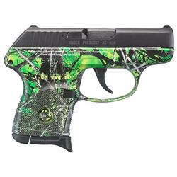 "Ruger 3769 LCP Standard Double 380 Automatic Colt Pistol (ACP) 2.75"" 6+1 Moon Shine Toxic Camo Polym"
