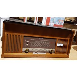 NORDMENDE PHONO SUPER 1960'S RADIO
