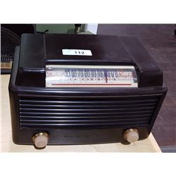 GENERAL ELECTRIC STANDARD BROADCAST RADIO