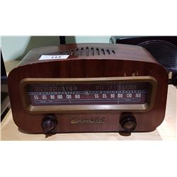 PACKARD BELL TABLE TOP RADIO
