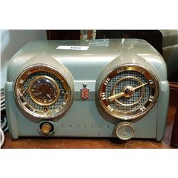 GREEN CROSLEY RADIO