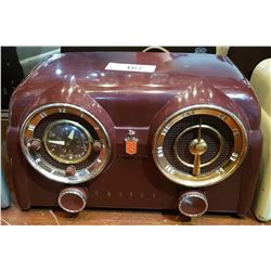 BROWN CROSLEY RADIO