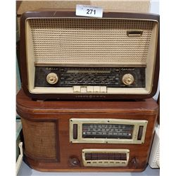 LOT OF TWO RADIOS
