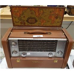RCA VICTOR SHORTWAVE/LONGWAVE WORLD RADIO