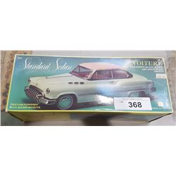 STANDARD SEDAN FRICTION TOY IN BOX
