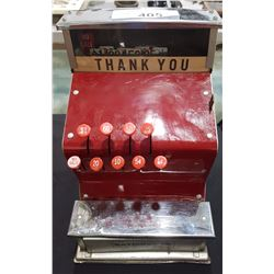 NATIONAL JR CASH REGISTER
