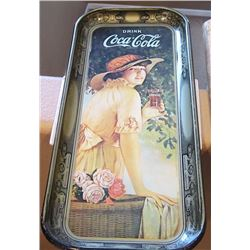 Coca Cola Serving Tray