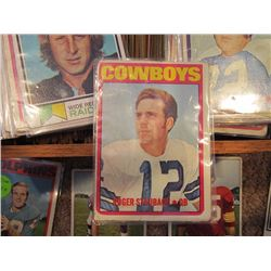 Trading Cards Older Football