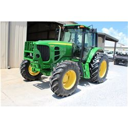 2012 JOHN DEERE 7230 Farm Tractor, VIN/SN:1L07230BECB722873 - MFWD, 6 cylinder diesel, 3 PTH, PTO, t