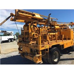 2005 GMC C8500 Drill Truck, VIN/SN:1GDP8C1C05F507742 - S/A, 210 HP Cat C7 engine, Allison A/T, CME 5
